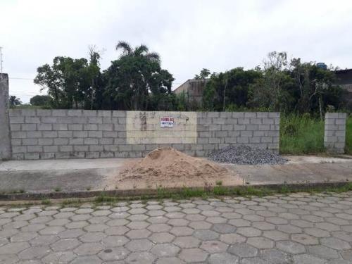 Terreno Limpo E Murado, No Jardim Palmeiras, Ref. C0600 L C