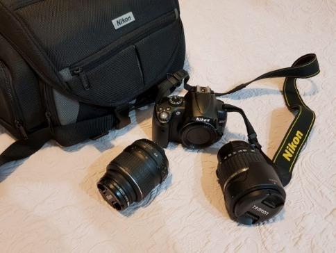 Nikon - D5000 - Completa