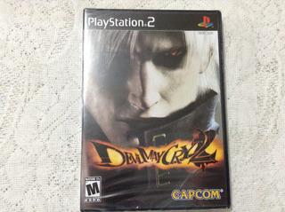 Ps2 Devil May Cry 2 *nuevo* Segunda Edición