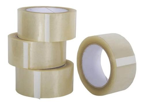 Cinta Adhesiva Embalaje Empaque 48x100 Transp. Caja X 36 U.