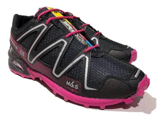 Zapatillas Mujer Deportivas Running Blink 36-40!