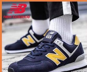 Tênis New Balance 574 Cores Novas Produto Original Style Ten