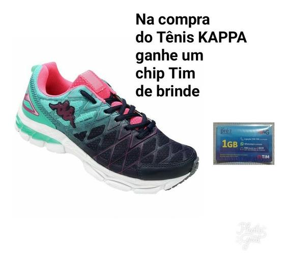 Tênis Feminino Original. Promoção Compre E Ganhe Brinde.