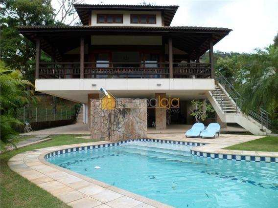 Casa Residencial À Venda, Engenho Do Mato, Niterói. - Ca0376