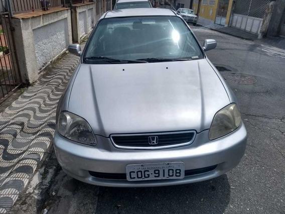 Honda Civic Com Manual E Chave Reserva