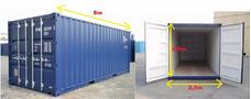 Containers Marítimo Locação E Projetos 3, 4, 6 E 12 Metros.