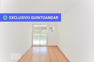 Apartamento No 3º Andar Com 2 Dormitórios E 1 Garagem - Id: 892915102 - 215102