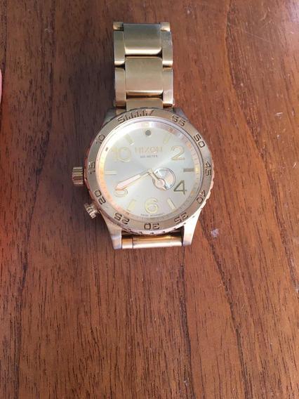 Relógio Nixon 51-30 Dourado