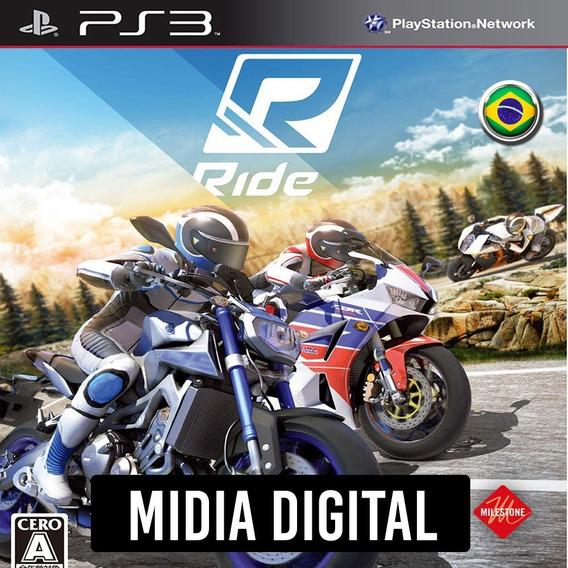 Ride Portugues - Ps3