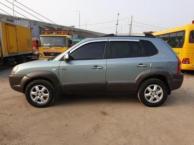 . Tucson Turbo Diesel 2006 Aut 4x2 87-80-90 Como Nuevo Nuev