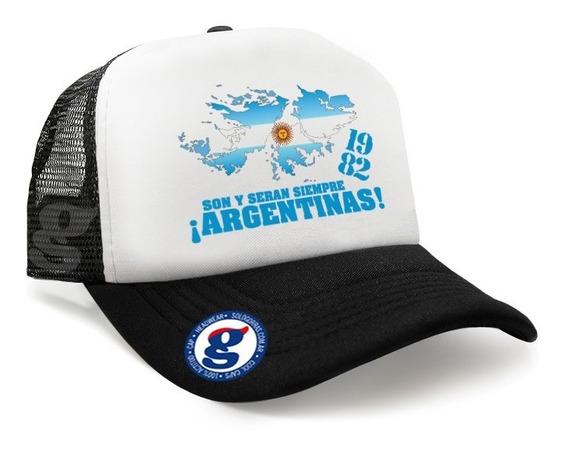 Gorras Trucker Mavinas Argentinas
