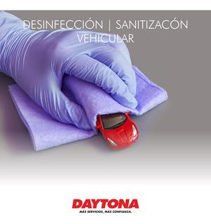 Sanitizacion Vehicular Auto Y Camioneta