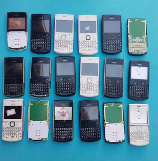 Lote Com 18 Celulares Nokia X2-01 (leia A Descrição)