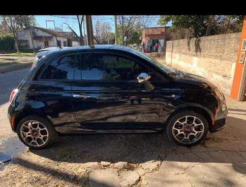 Fiat 500 1.4 Sport 105cv 2015