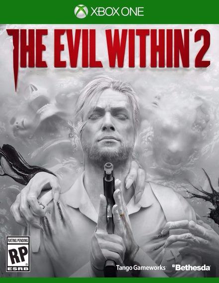 The Evil Within 2 Xbox One Desconectado
