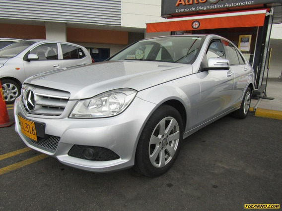 Mercedes Benz Clase C Cgi 1.6 At