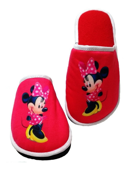 Pantufa Mickey E Minnie - Personalizada