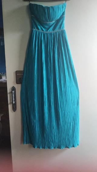 Vestido De Gala Largo