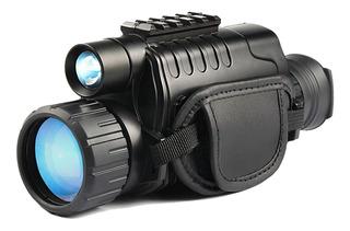Monocular Visor Infrarrojo Visión Nocturna Zoom 5x40 200 Mt