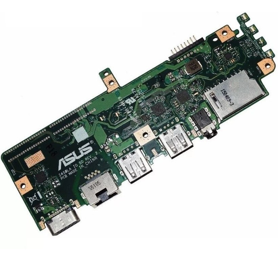 Placa Filha Notebook Asus Z550ma Rev. 2.1 Usb Audio Video
