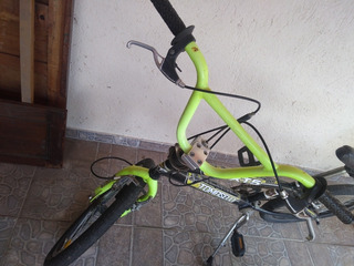 Bicicleta Romaselli Rod 20 Freestyle, Con Rotor Usada