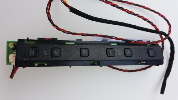 Placa Power - Painel De Botões - Philips Tv 42pfl3507d/78