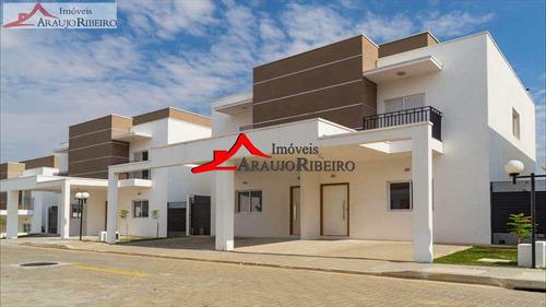 Imagem 1 de 30 de Sobrado De Condomínio Com 3 Dorms, Vila Areao, Taubaté - R$ 451 Mil, Cod: 1114 - V1114