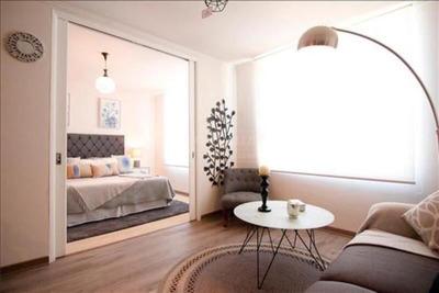 Departamento En Arriendo De 1 Dormitorio En Santiago