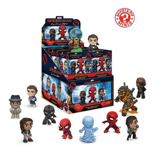 Mini Figura Funko (unidad) Spider-man Far From Home
