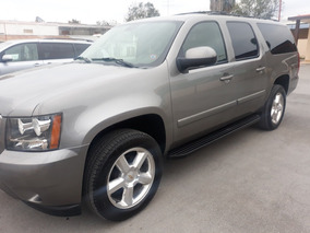Chevrolet Suburban D Piel Aa Dvd Qc 4x4 At 2007