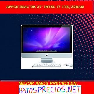 Computadora Nueva De 1tb iMac Nueva