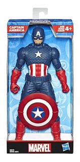 Muñeco Articulado Avengers Capitan America