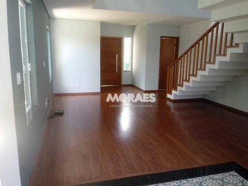 Imagem 1 de 10 de Casa Com 3 Dormitórios À Venda, 180 M² Por R$ 680.000,00 - Jardim Rosas Do Sul - Bauru/sp - Ca2116