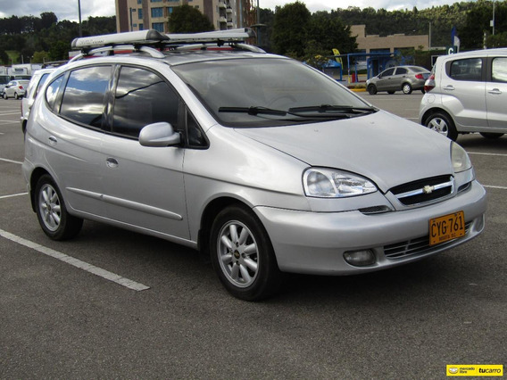Chevrolet Vivant Lt At 2000cc Aa Ct