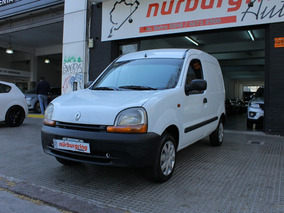 Renault Kangoo Furgon Con Asientos 1.9d Aire Impecable 2005!