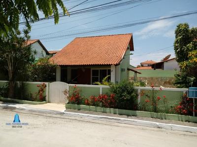 Casa A Venda No Bairro Andorinhas Em Iguaba Grande - Rj. - 675-1