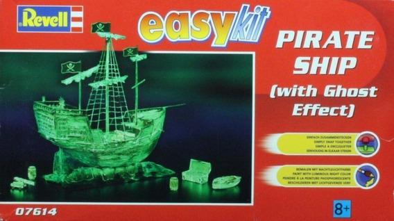 Revell Barco Pirata Con Efecto Fantasma Easy Kit 1/72