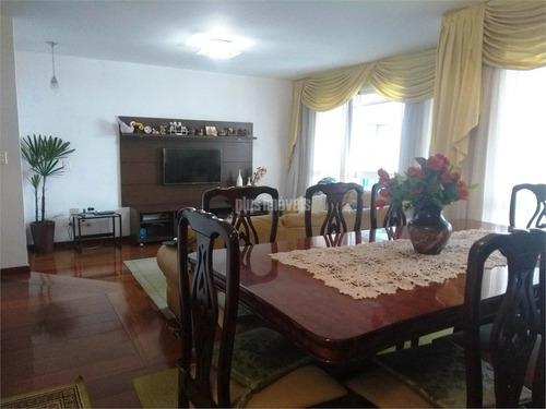 Apartamento Para Venda No Bairro Vila Mariana Em São Paulo - Cod: Mi115365 - Mi115365