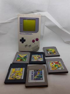Nintendo Game Boy Y Juegos