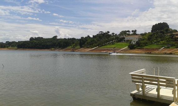 Fundos Para Agua - Reprea - Condominio - Terreno 1.070 M²