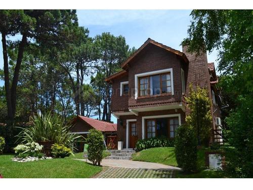 Casa Chalet Pinamar Norte