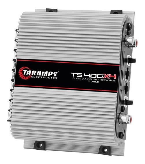 Modulo Taramps Ts400 T400 X4 Rms Ts 400 X 4 + Frete
