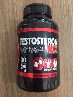 Testosteron Max 60 Capsulas 500mg
