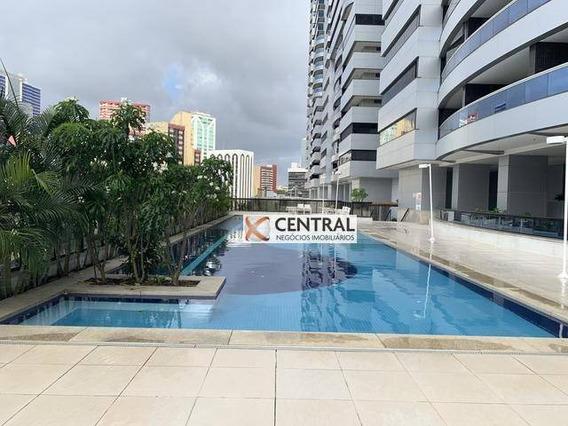 Apartamento Para Alugar, 51 M² Por R$ 2.192,46/mês - Caminho Das Árvores - Salvador/ba - Ap2126