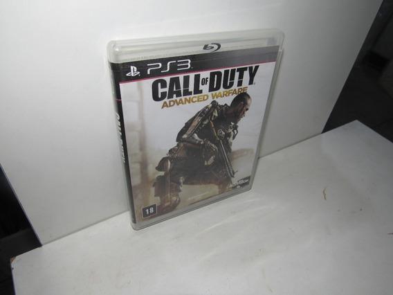 Call Of Duty Advanced Warfare Ps3 Mídia Física Português