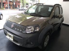 Fiat Uno Evo Way 1,4 54800km2012 Exc!! Cont/fin (ap)