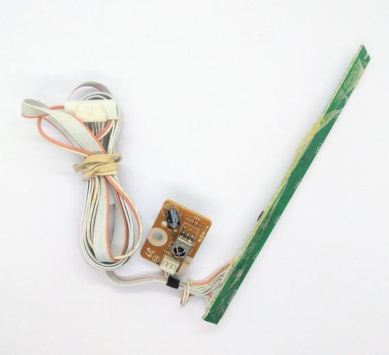 Kit Placa Funcoes Teclado Bn41-00849a Sensor Ir Bn41-00848a