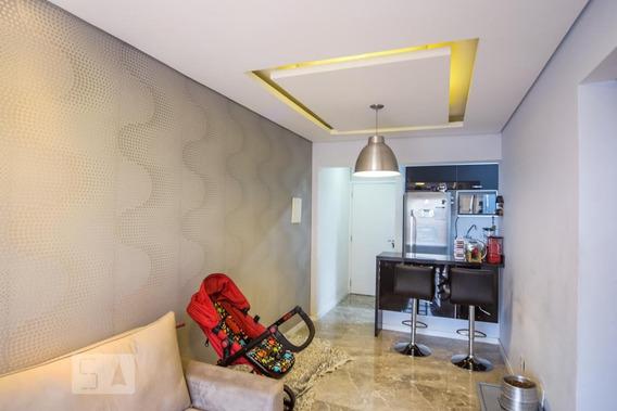 Apartamento Para Aluguel - Tatuapé, 2 Quartos, 50 - 893032573