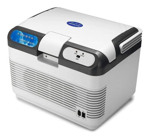 Nevera Portatil 12v/220v Mini Refrigerador Portatil Auto