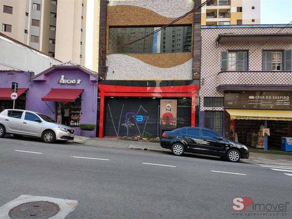 Galpão Para Alugar, 420 M² Por R$ 12.000/mês - Santana - São Paulo/sp - Ga0723